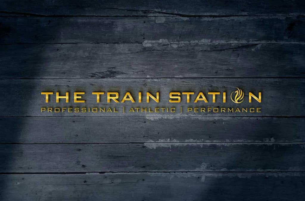Design Responsive Web Design - Client Logo - The Train Station Gym in Wandsworth